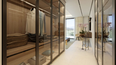 Village Verde Sotogrande - dressing room