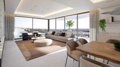 Village Verde Sotogrande - living room