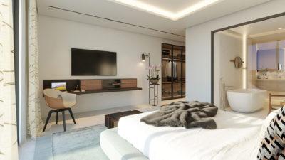 Village Verde Sotogrande - master bedroom