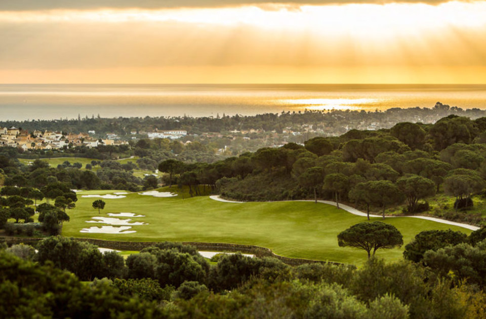 La Reserva de Sotogrande golf course