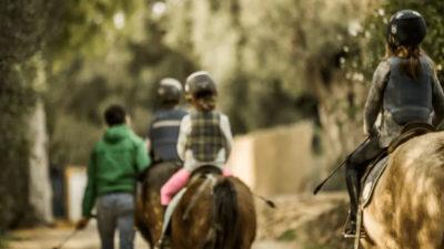 equitación en Sotogrande