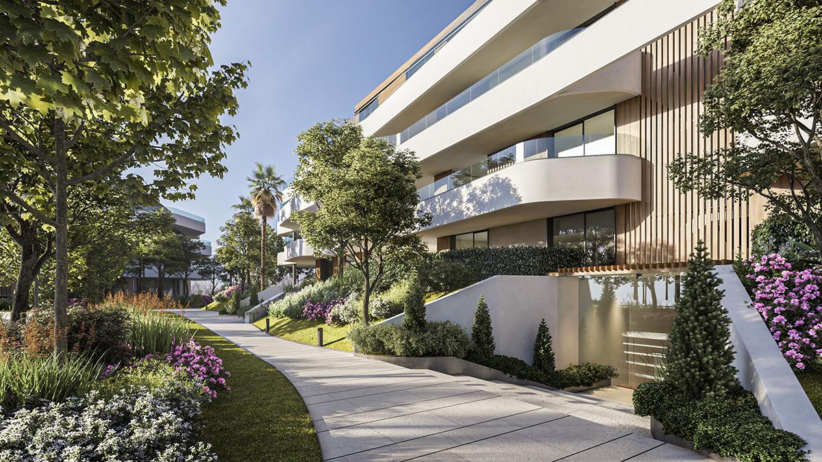 Contemporary Apartments Sotogrande