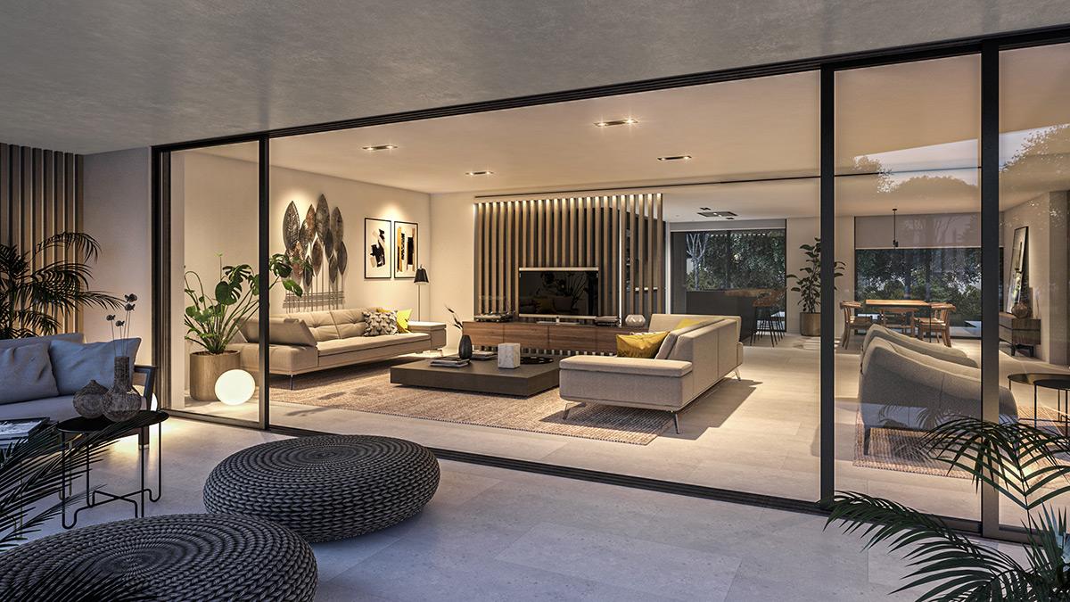 Luxury apartments in sotogrande