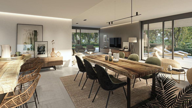 Luxury apartments for sale near Marbella