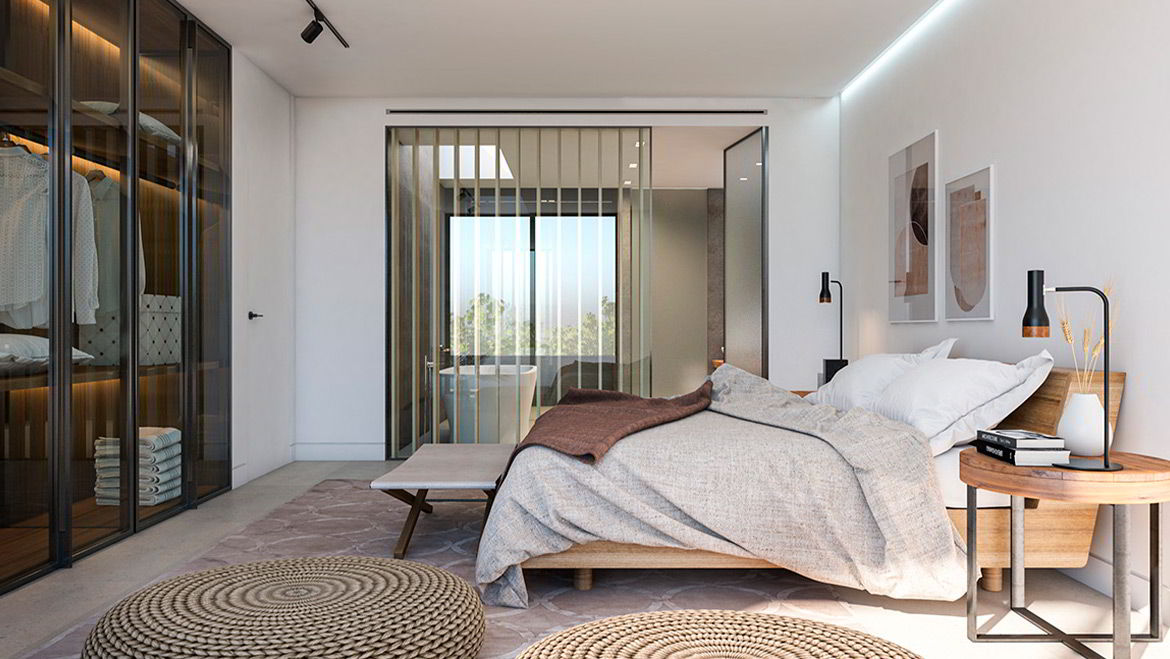 Luxury apartments on the Costa del Sol